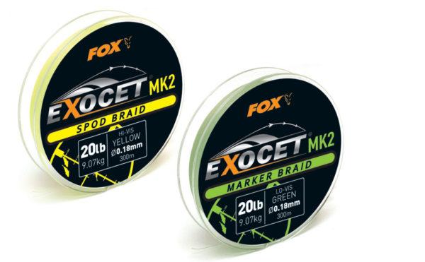 EXOCET® MK2 SPOD & MARKER BRAID