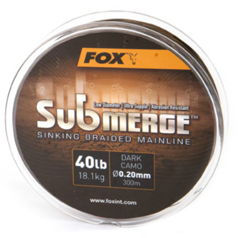 SUBMERGE™ SINKING BRAIDED MAINLINE