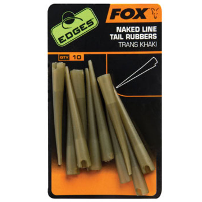 EDGES™ NAKED LINE TAIL RUBBERS